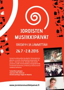 joroisten_musiikkipäivät